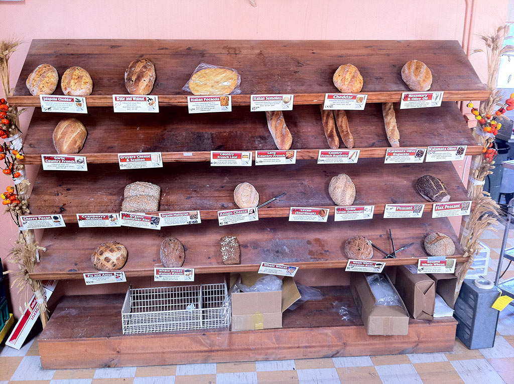 Review: Belen Artisan Bakers has a large variety of European breads